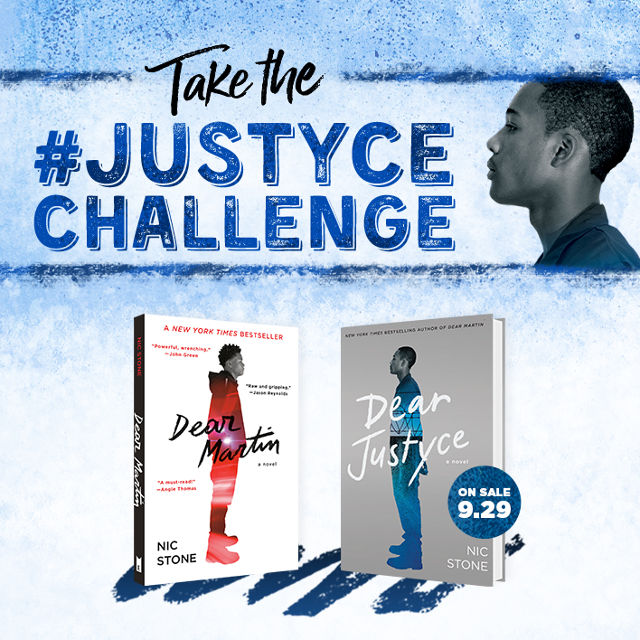 Take the #JustyceChallenge