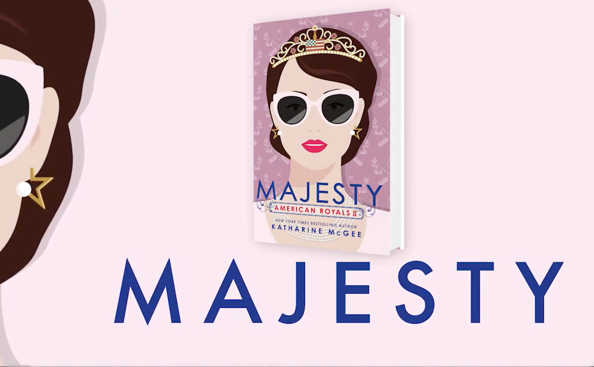 Watch the Official Trailer for Majesty by Katharine McGee