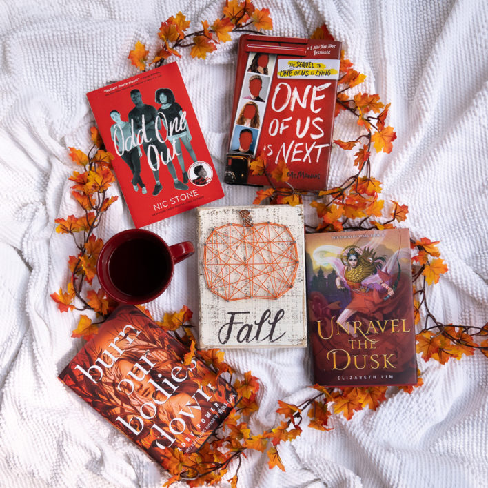 A Book Rec for Every Popular Fall Scent!
