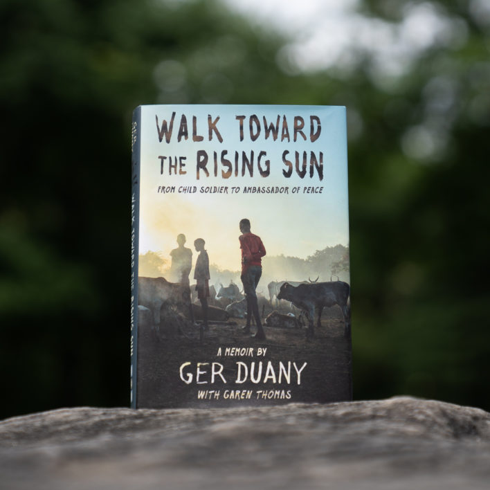 Q&A with Author and Activist Ger Duany