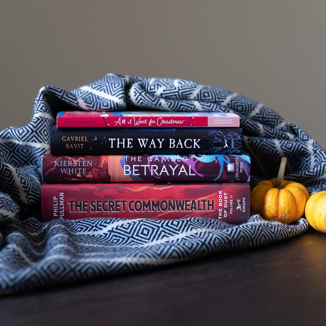 New Books: November