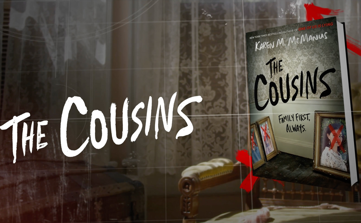 Watch the Teaser Trailer for The Cousins by Karen M. McManus