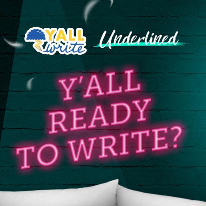 Check Us Out at YALLWrite!