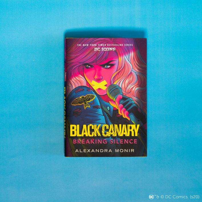 Read an Excerpt of Black Canary: Breaking Silence by Alexandra Monir