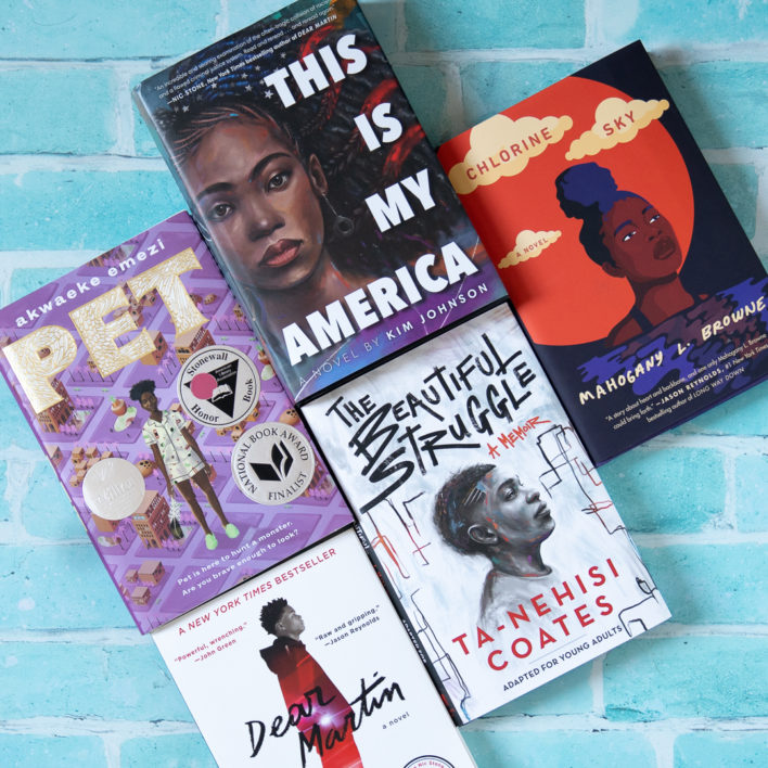 Celebrate Books by Black Authors This Martin Luther King Jr. Day!
