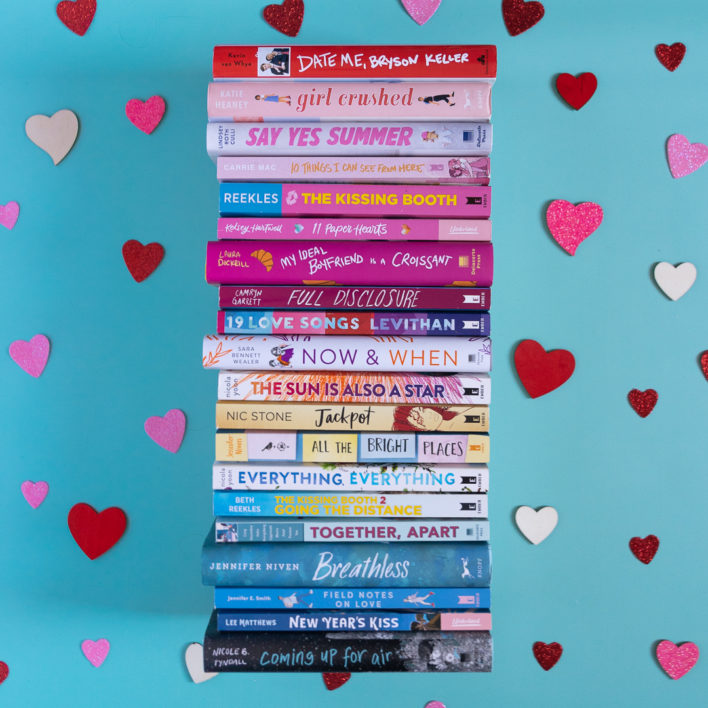 Books to Make You Fall in Love With Love This Valentine's Day