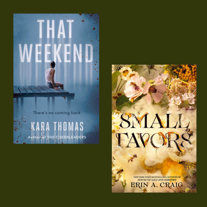 Let's Do the Twist: Young Adult Authors Kara Thomas and Erin A. Craig Share Their Tips for Writing a Great Twist in This Q&A!