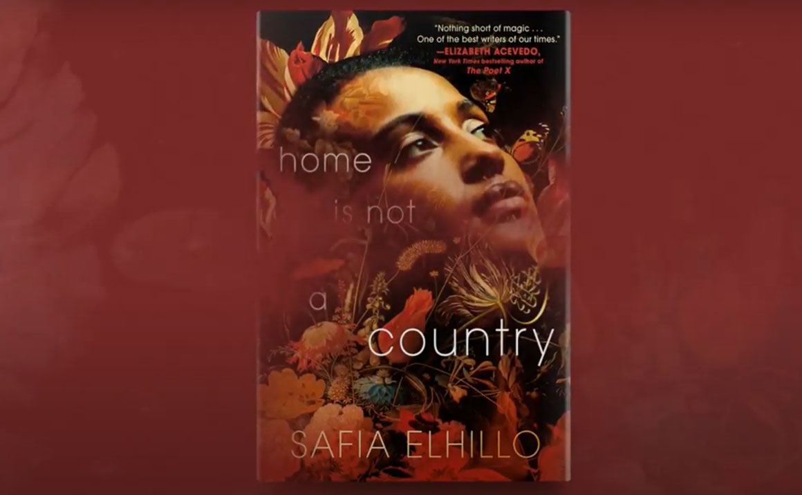 Watch the Book Trailer for Home Is Not a Country by Safia Elhillo