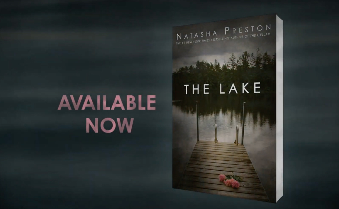 Watch the Official Trailer for The Lake by Natasha Preston