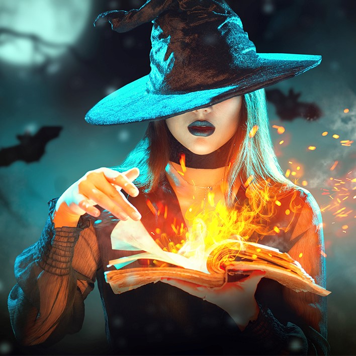 If You Love WandaVision, Here Are Four Witchy YA Books That Will Cast a Spell on You