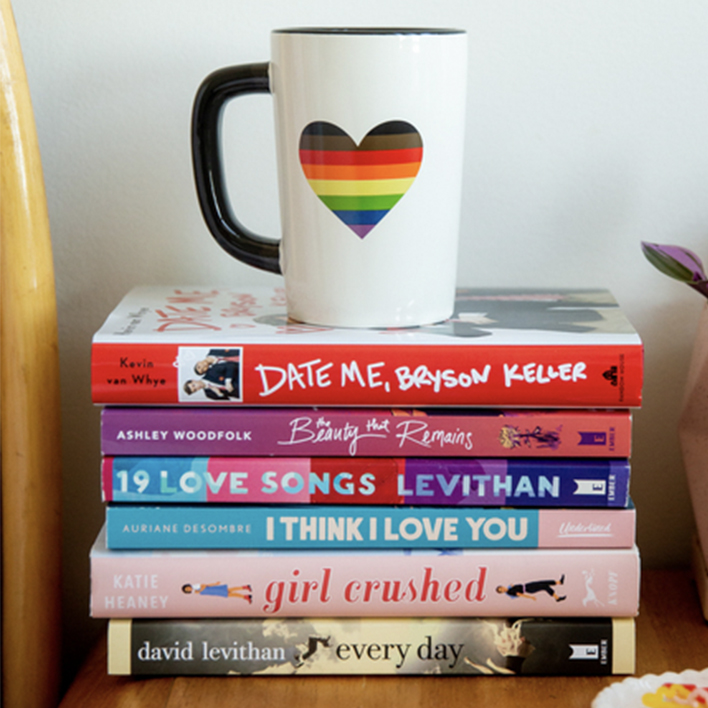 Celebrate Pride Month with Underlined!
