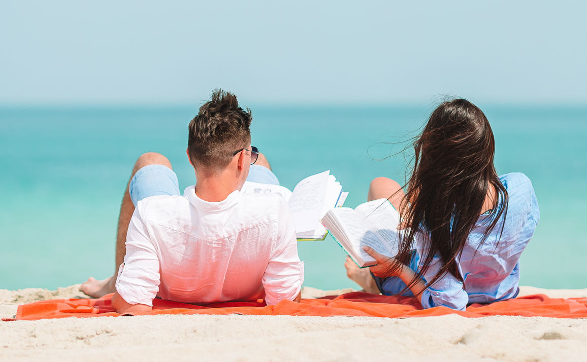 Quiz: What Should I Read Next? YA Summer Romance Edition