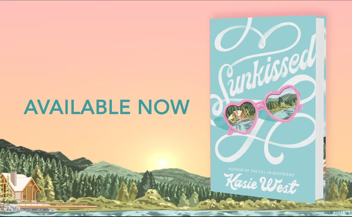 Watch the Book Trailer for Sunkissed by Kasie West