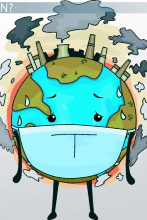 The World That Got Destroyed By Pollution