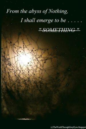 .Nothing.