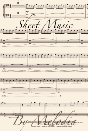 Sheet Music (Sheet Music book 1)