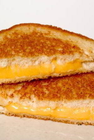 Augustus the Grilled Cheese
