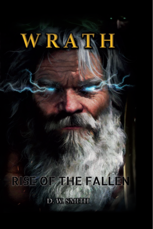 New Dark Fantasy Series Wrath