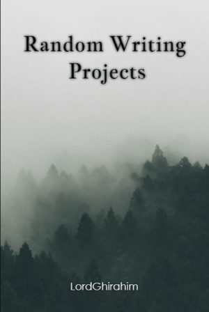 Random Writing Projects