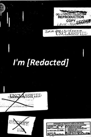 I'm [Redacted]
