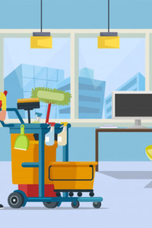 Top rated Office cleaner Agency Singapore