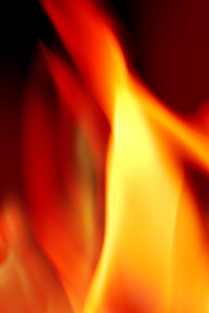 Poetry: Fire In Me