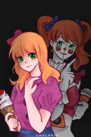 FNAF Fanfiction -Part One- (Based on my fantheories) [Incomplete]