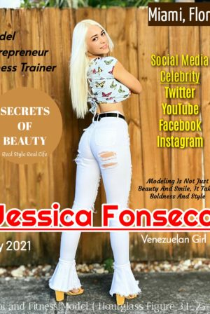 Jessica Fonseca : Spanish Bikini Model And Fitness Trainer